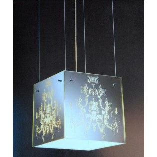Lámpara C-Chandel 30x30