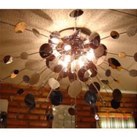 Lámpara Techo 6 Luces